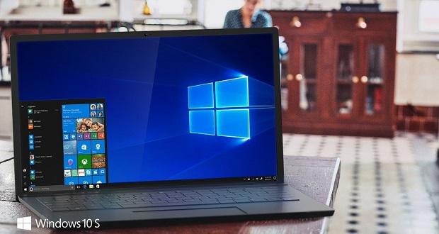 مرورگر پیش فرض ویندوز 10 اس، مایکروسافت اج است