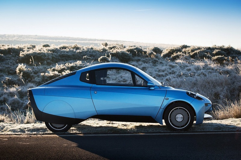 11. شرکت استارتاپی Riversimple به رانندگان انگلیسی اجازه می دهد که خودروهای هیدروژنی این کمپانی یعنی Rasa را برانند.