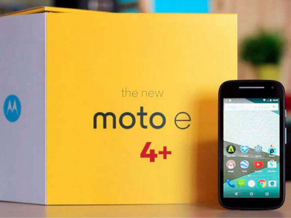 شرکت موتورلا از یک گوشی هوشمند پایینرده و اقتصادی با مام موتورلا موتو E4 و موتورلا موتو E4 پلاس رونمایی کرده است که سخت افزار مناسب و قیمتی پایین دارد.