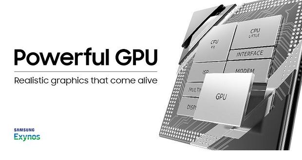 پردازنده گرافیکی سامسونگ با نام S-GPU راه اندازی خواهد شد