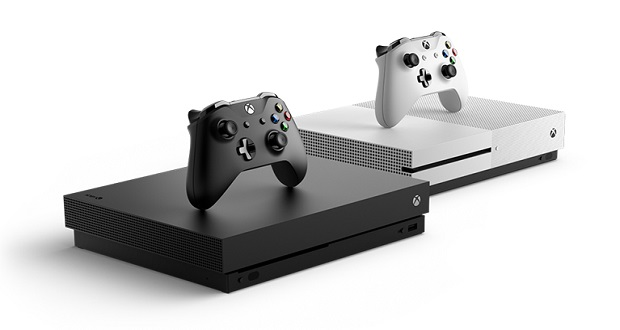 XBOX ONE X قدرتمندترین کنسول بازی معرفی شد