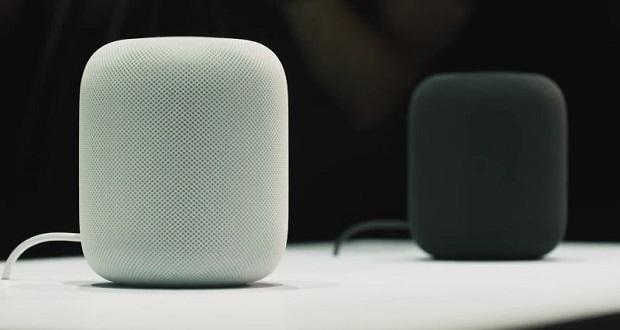 اسپیکر هوشمند هوم پاد اپل با کیفتی صدای فوق العاده معرفی شد