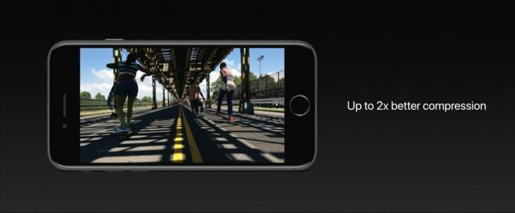 اپل در این راستا خاطر نشان کرده که عکس ها و ویدیوهایتان را می توانید بدون هیچ مشکل سازگاری، با دیگران به اشتراک بگذارید.