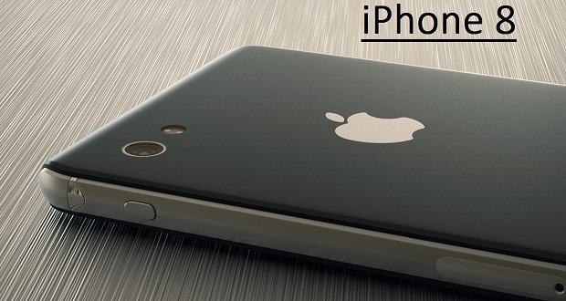موبایل آیفون ۸ اپل با شارژ بی سیم همراه خواهد بود
