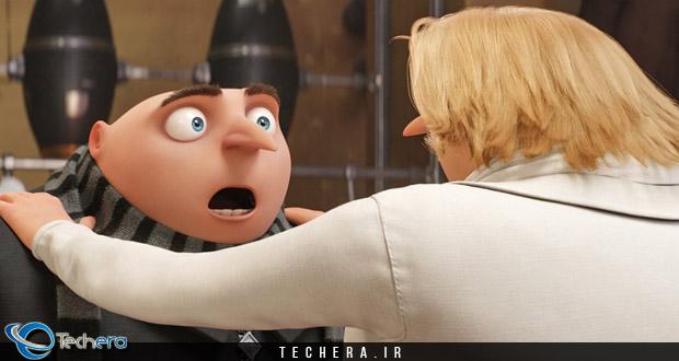 انیمیشن من نفرت انگیز 3