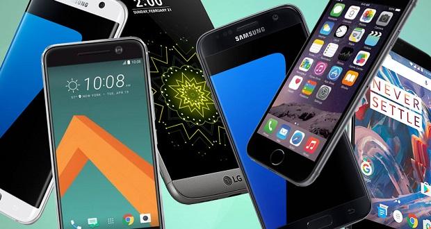 بررسی کاهش حاشیه و افزایش صفحه نمایش گوشی های هوشمند در طول زمان