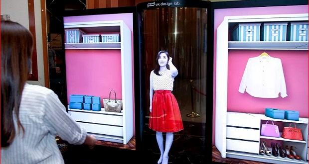 نمایشگر اولد شفاف و منعطف 77 اینچی ال جی معرفی شد؛ به آینده خوش آمدید!