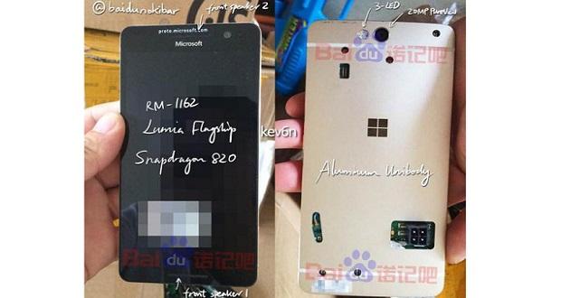 گوشی لومیا ۹۶۰ در تصاویر جدیدی خودنمایی کرد