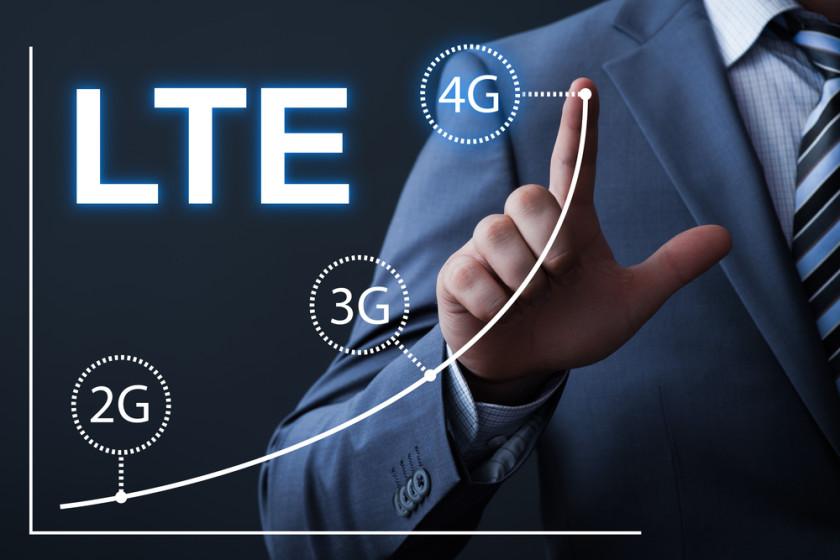 شبکه ارتباطی 4G