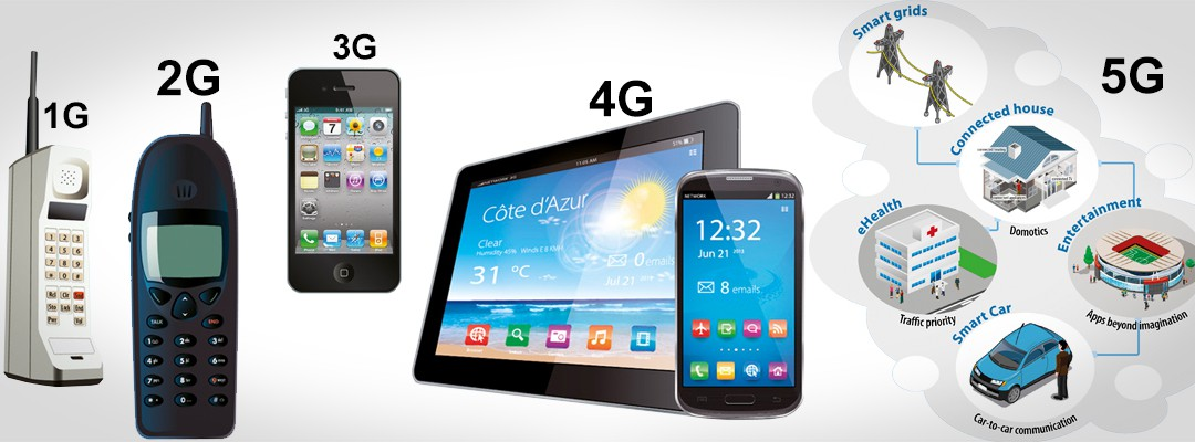شبکه های ارتباطی موبایل