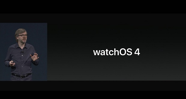 اپل سیستم عامل واچ او اس 4 را با واچ فیس های جدید معرفی کرد