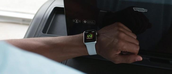 اپل با شرکت های معتبر ارائه دهنده تجهیزات تناسب اندام مختلفی نظیر Cybex، Matrix، TechnoGym، Schwinn، LifeFitness، StairMaster کار می کند و اکنون اپلیکیشن ورک اوت و واچ او اس 4 یک همگام سازی دو جانبه را با این تجهیزات تناسب اندام ارائه می دهد.
