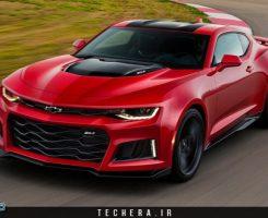 بررسی و مشخصات فنی شورولت کامارو مدل 2017 ، خودرویی عضلانی از شهر دیترویت