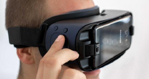 صفحه نمایش واقعیت مجازی جدید سامسونگ با رزولوشن فوق العاده بالا