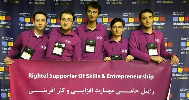 کسب مقام 56 تیم ACM دانشگاه شهید بهشتی در مسابقات ACM2016