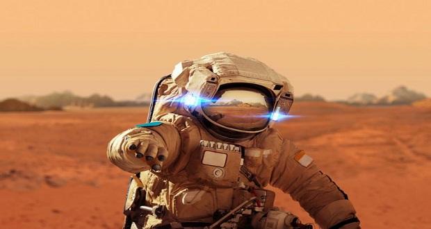 فضانوردان مریخ در معرض ابتلا به سرطان قرار دارند