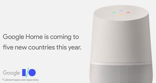 اسپیکرهای هوشمند گوگل هوم در راه کانادا