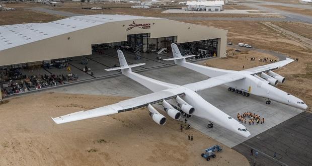 همبنیانگذار مایکروسافت بزرگترین هواپیمای جهان با قابلیت حمل موشک را می سازد