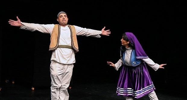 نمایش موزیکال چهل گیس به کارگردانی حسین جمالی در تئاتر شهر