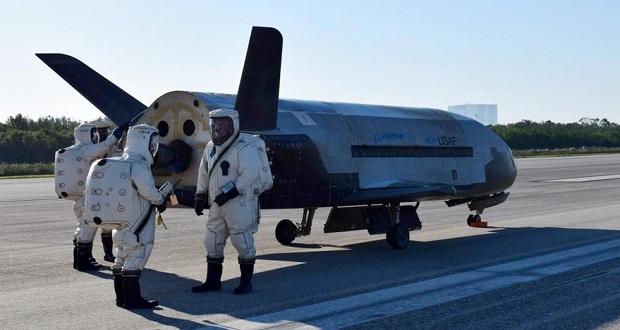 اسپیس ایکس مأموریت سری آینده X-37 را به فضا پرتاب میکند
