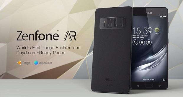 ایسوس ZenFone AR در تابستان از راه می رسد