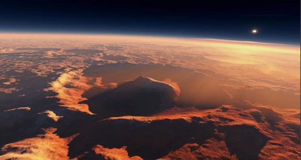 مریخ در گذشته گرم و قابل سکونت بوده است
