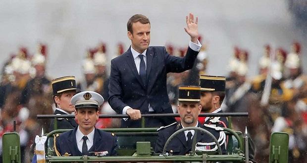 نقشه سوءقصد به جان رئیسجمهور فرانسه پس از هشدار اعضای یک فروم بازیهای ویدئویی خنثی شد