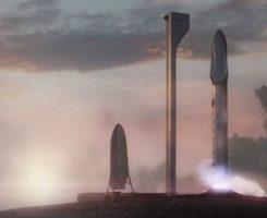 موتورهای موشک مریخ ایلان ماسک نصف میشود
