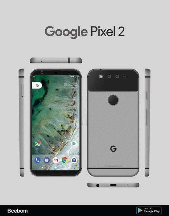 گزارشات اخیر حاکی از آن هستند که گوشی گوگل پیکسل 2 اولین دستگاهی خواهد بود که به اسنپدراگون 836 مجهز می شود.