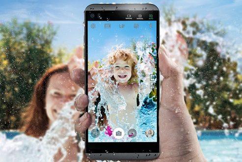 گوشی ال جی Q8 با دوربین دوگانه و مشخصات رده بالا راه اندازی شد