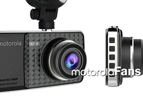 دوربین اتومبیل موتورولا با صفحه نمایش ۴ اینچی به زودی عرضه خواهد شد