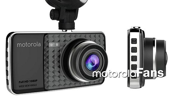 دوربین اتومبیل موتورولا با صفحه نمایش 4 اینچی به زودی عرضه خواهد شد