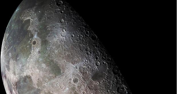 دانشمندان میگویند، ماه دارای ذخایر آب زیرسطحی است