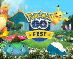 رویداد زنده Pokémon Go Fest با مشکل مواجه شد