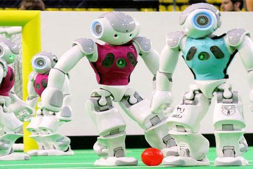 ربات های دانشگاه امیرکبیر به فینال مسابقات ژاپن صعود کردند!