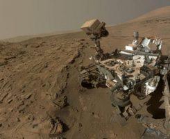 ناسا مریخنوردهای خود را به دلیل مقارنه خورشیدی مریخ به تعطیلات میفرستد!