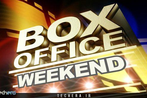 پرفروشترین فیلمهای سینمایی هفته گذشته (۲۵ آگوست تا ۲۷ آگوست) جهان