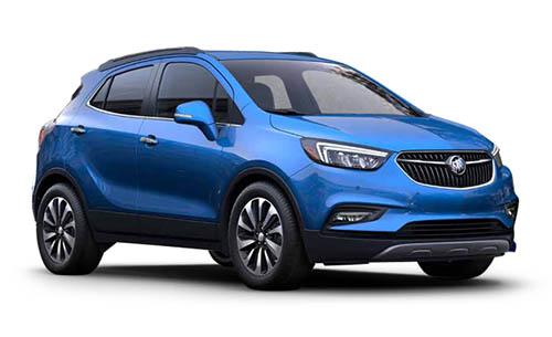 Hr v for Buick encore vs honda hrv