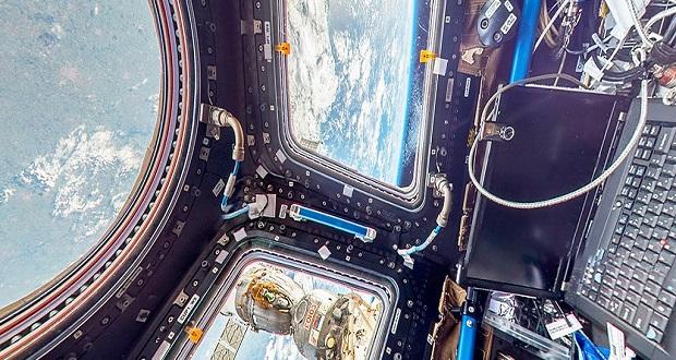 برای نخستین بار، بازدید از ایستگاه فضایی بینالمللی بهوسیله گوگل استریت ویو