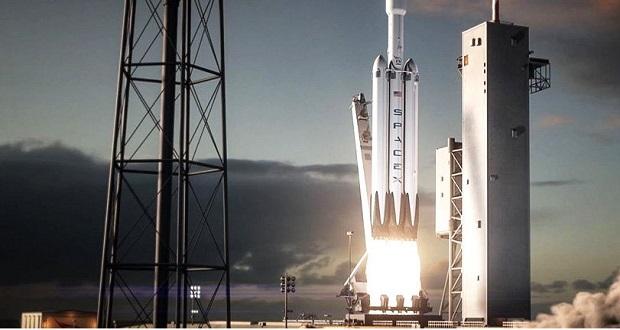 ایلان ماسک میگوید، مأموریت نخست موشک سنگین اسپیس ایکس ممکن است ناموفق باشد!