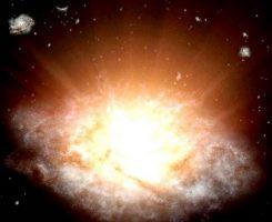کشف درخشانترین کهکشان جهان