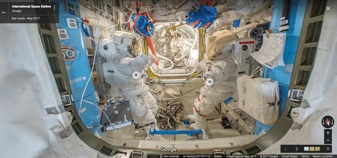 ایستگاه فضایی بینالمللی فضاپیمای بزرگی است که با سرعت 28.160 کیلومتر در ساعت به دور زمین میچرخد و محلی برای فضانوردان سراسر جهان است. بسیاری از قطعات ایستگاه فضایی در سال 1998 توسط فضانوردان ساختهشده است. اولین خدمه 2 نوامبر 2000 وارد ایستگاه فضایی شدند و با گذشت زمان قطعات بیشتری اضافه شدند. ناسا و شرکایش از سراسر جهان در سال 2011 ساختوساز ایستگاه فضایی را به اتمام رساندند
