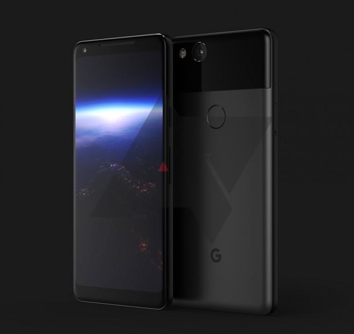 گوشی گوگل پیکسل 2 ایکس ال همانند گوشی اچ تی سی یو 11، قابلیتی مشابه Edge Sense دارد که آن را به فشار، حساس می کند.