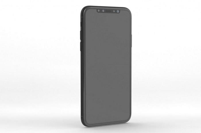 جدیدترین رندرهای آیفون 8 اپل از دکمه پاور بزرگتر که احتمالا با اسکنر اثرانگشت همراه می شود، برخوردار هستند.