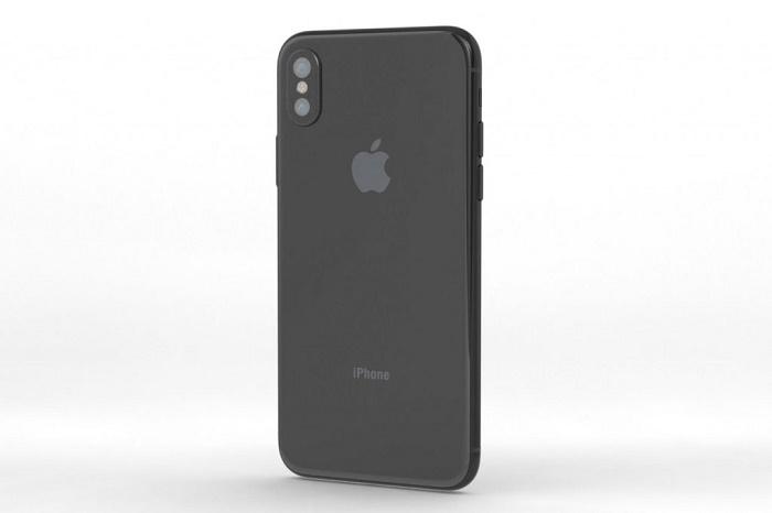 """دکمه ی هوم در نمایشگر گسترده ی 5.8 اینچی این موبایل، به صورت دیجیتالی تعبیه می شود. این بخشی از """"ناحیه عملکرد"""" جدید خواهد بود که جایگاه نمایش نوتیفیکیشن ها نیز می شود."""