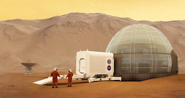 مأموریت مریخ ناسا با بودجه فعلی امکانپذیر نیست