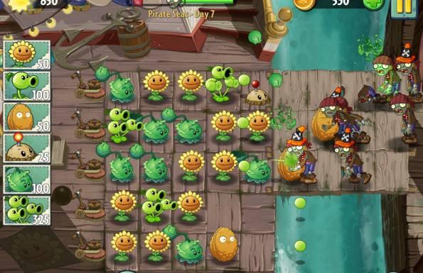 گیاهان علیه زامبیها 2