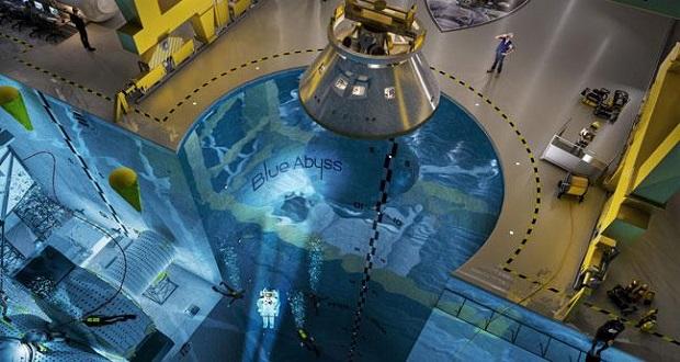 نخستین مرکز تجاری آموزش دریایی و فضایی جهان در انگلستان ساخته میشود