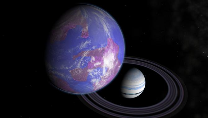 شناسایی اقمار فراخورشیدی بسیار دشوار است، چراکه این اقمار معمولا بسیار کوچکتر از سیارات میزان خود هستند. بنابراین معمولا روی تغییرات نور در حالت ترانزیتی تأثیر نمیگذارند، مگر اینکه در این منظومه، با قمری بزرگ مواجه باشیم