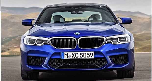 بی ام و ام 5 2018 از زبان تصاویر؛ یک هیولا در دنیای خودروهای سدان لوکس اسپورت!